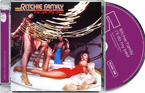 Ritchie Family, The* Ritchie Family·/ Positive Force - I'll Do My Best (For You Baby) / We Got The Funk