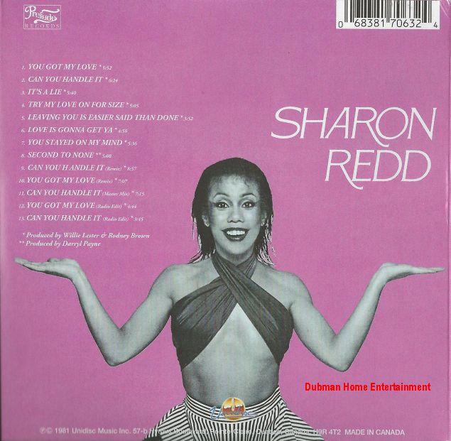 Sharon Redd Love Is Gonna Get Ya