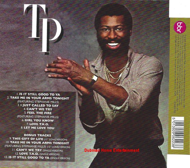 pendergrass singles Welcome and thank you for supporting the teddy and joan pendergrass foundation in 1982, teddy pendergrass was paralyzed as a result of an automobile accident.