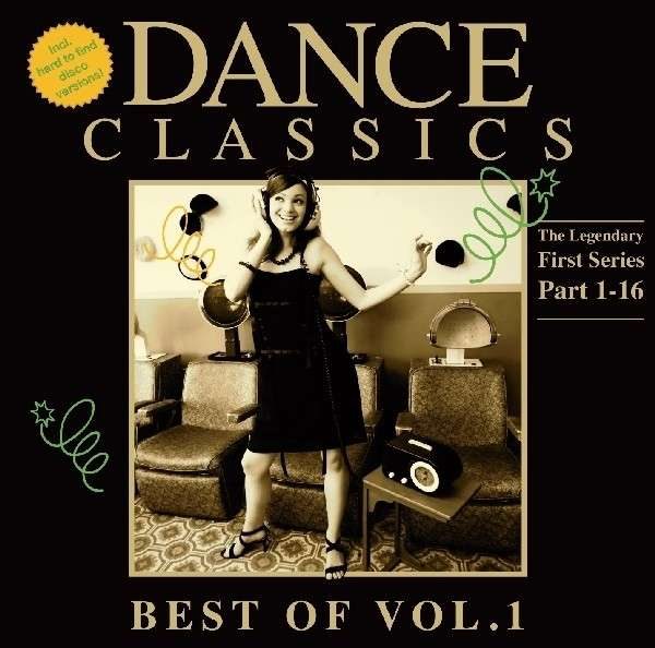 Dance classics the best of vol 1 3 cd dubman home for Classic house mastercuts vol 3
