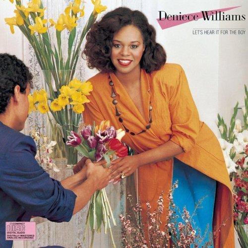 Deniece Williams Let S Hear It For The Boy Bbr 0055