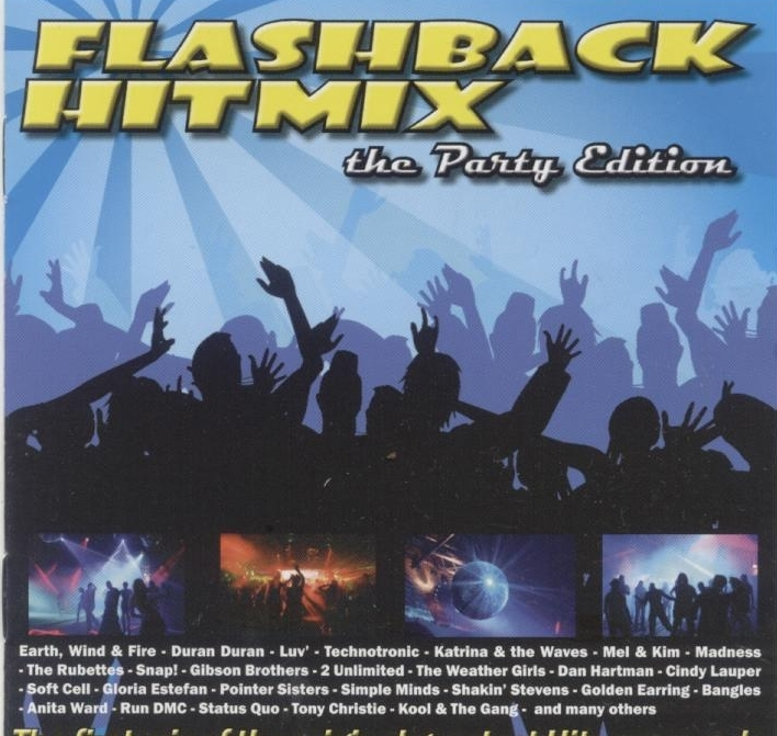 Flashback Hitmix The Party Edition Dubman Home