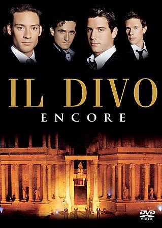 Il divo encore dvd dubman home entertainment - Il divo encore ...