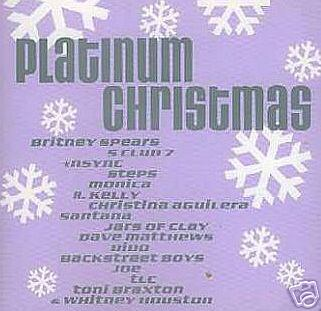 Platinum Christmas met o.a. Whitney Houston Toni Braxton - Dubman ...