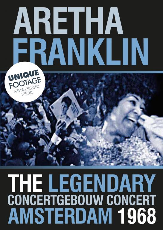 Aretha Franklin Live At Concertgebouw 68 Dvd Dubman