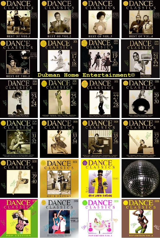 Dance classics the best of 15 cd boxset dubman home for Best house classics