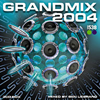 Ben Liebrand Grandmix 2004 3 Cd Dubman Home Entertainment