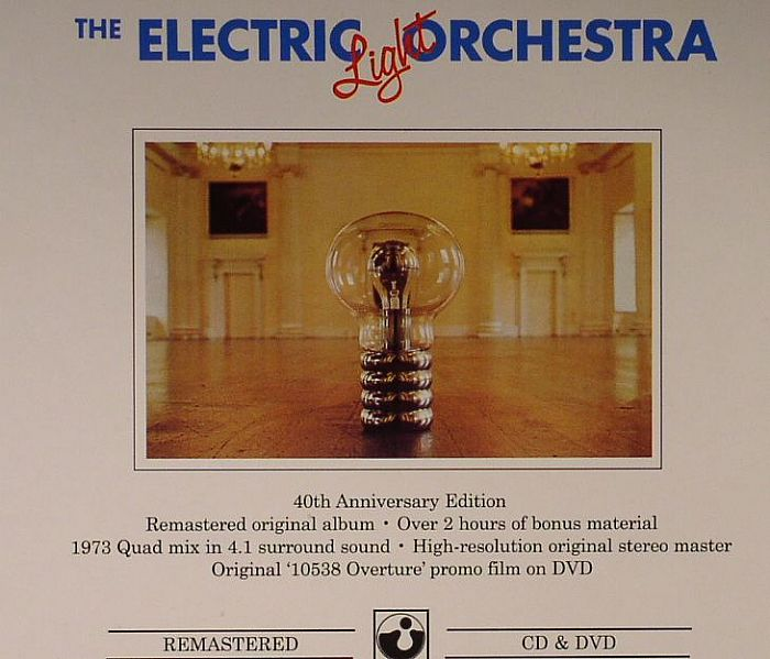 Electric Light Orchestra 40th Anniversary Edition