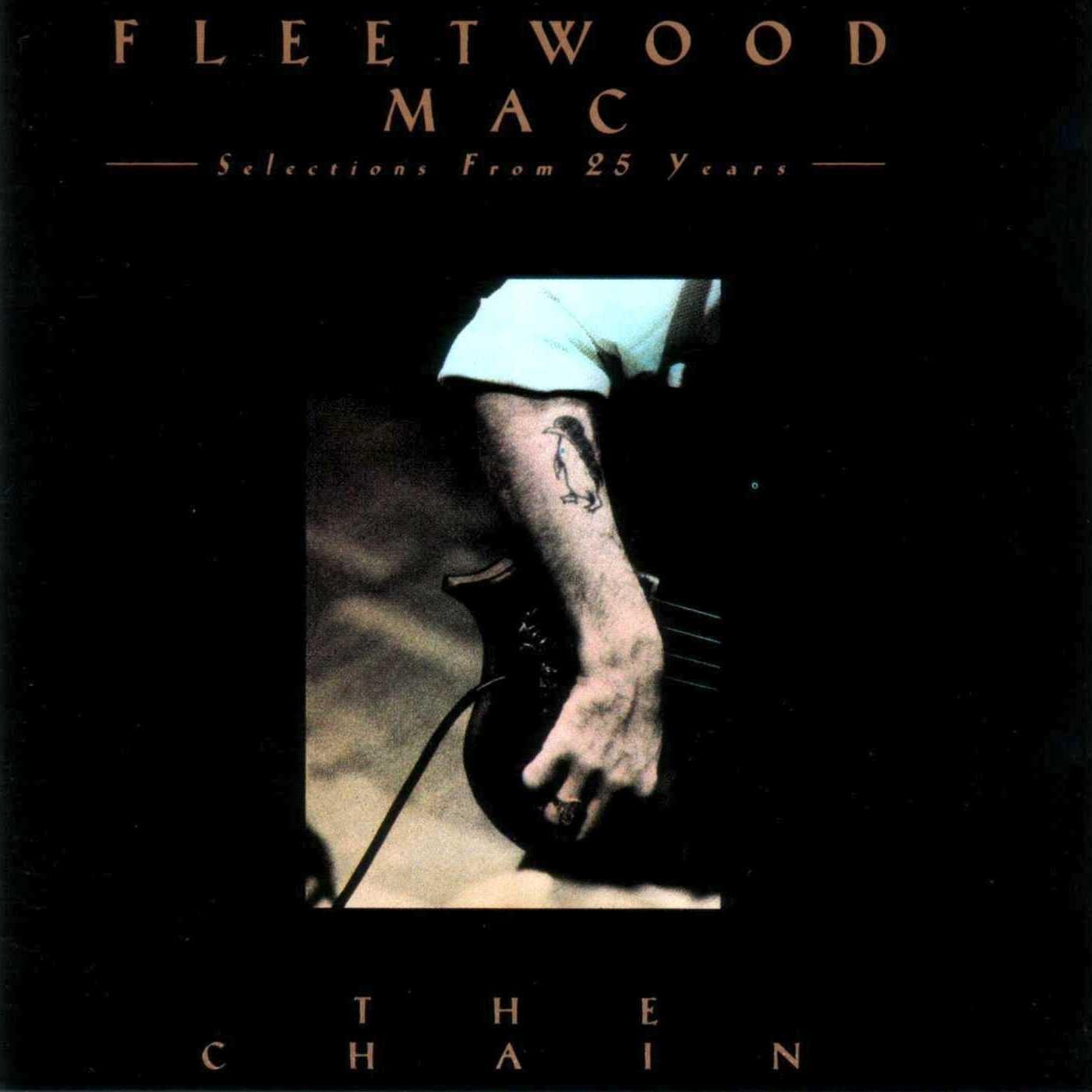 Fleetwood Mac 25 Years The Chain 4 Cd Dubman Home