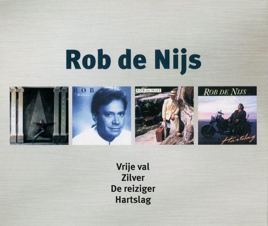 Rob de Nijs Vrije Val / Zilver / De Reiziger / Hartslag