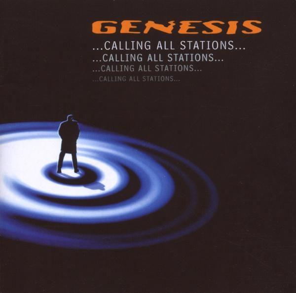Genesis Calling All Stations Cd Sacd Dvd Dubman