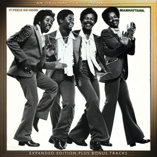 The Manhattans - It Feels So Good - Dubman Home Entertainment
