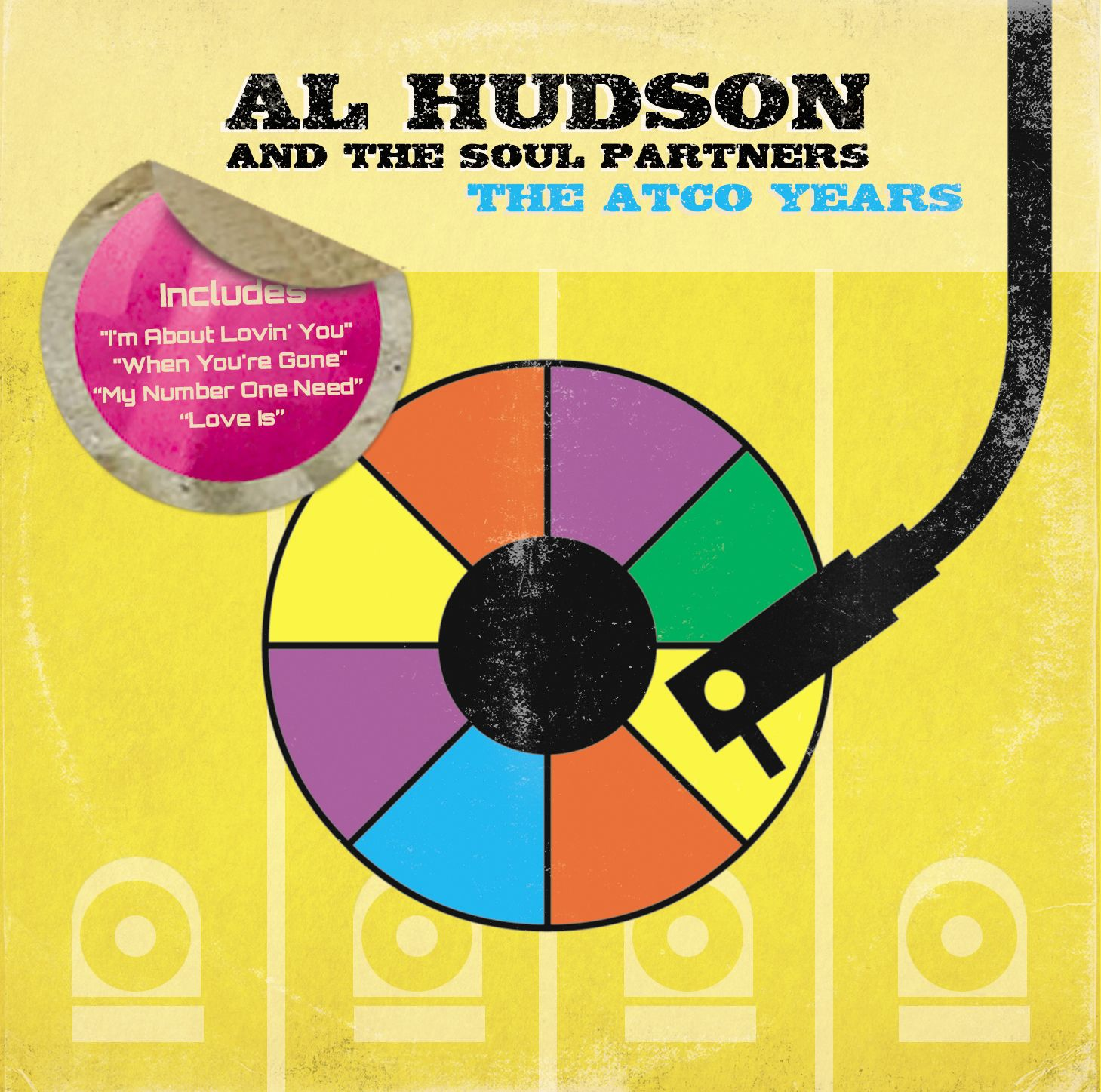 Al Hudson The Soul Partners If You Feel Like Dancin