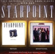 Starpoint -  Restless/Sensational 2-cd