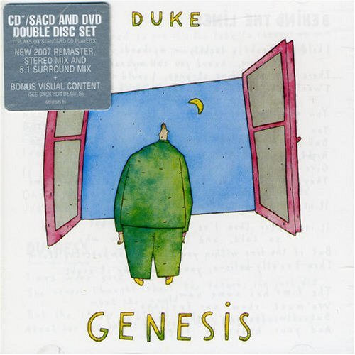 Genesis Duke Sacd Dvd Dubman Home Entertainment