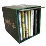 Genesis 1970-1975 (7 SACD + 6 Dvd) boxset - Dubman Home