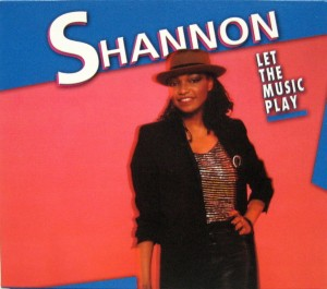 Shannon – Let The Music Play