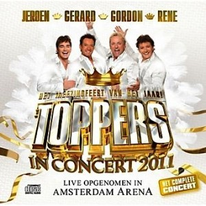 De Toppers in Concert - 2011  2-cd