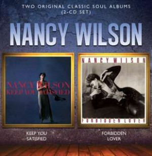 Nancy Wilson - Keeo You Satisfied / Forbidden Lover
