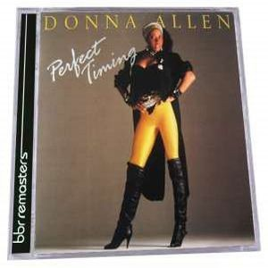 Donna Allen - Perfect Timing BBR212