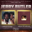 Jerry Butler - Love's On The Menu / Suite For The Single Girl