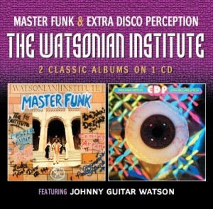 Watsonian Institute (The) - Master Funk / Extra Disco Perception