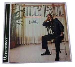 Billy Paul - Lately  BBR0224