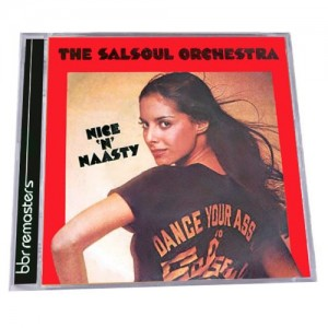 Salsoul Orchestra - Nice & Naasty  CDBBR 0234