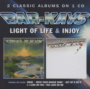 Bar-Kays - Light Of Fire /  Injoy