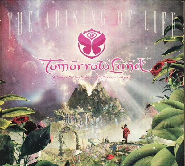 Tomorrowland 2013 The Arising Of Life 2 Cd Dubman Home