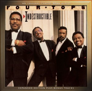 Four Tops - Indestructible  SMR