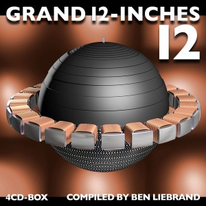 Ben Liebrand - Grand 12 Inches vol. 11 4-cd box