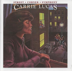 Carrie Lucas ‎– Portrait Of Carrie