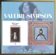 Valerie Simpson - Exposed / Valerie Simpson  (2 on 1 cd )