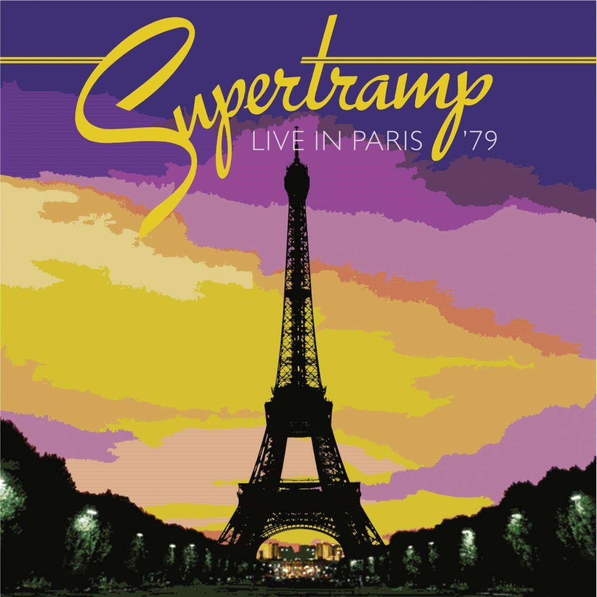 Supertramp Live In Paris 79 2 Cd Dvd Dubman Home
