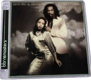 Ashford & Simpson ‎– So So Satisfied  bbr 335