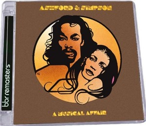 Ashford & Simpson ‎– A Musical Affair   bbr 327