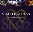 Simple Minds ‎– Glittering Prize 81/92