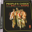 Peopel's Choice - Anyway You Wanna: The People's Choice Anthology 1971-1981 2-cd bbr