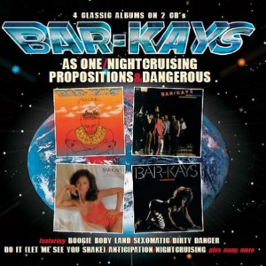 Barkays - As One/Nightcruising/Propositiojs/Dangerous 2-cd
