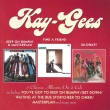 Kay-Gees - Keep On Bumpin' & Masterplan / Find A Friend / Kilowatt  2-cd