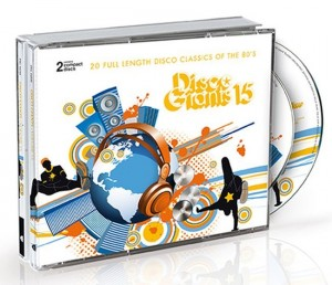 Disco Giants Vol. 15 2-cd
