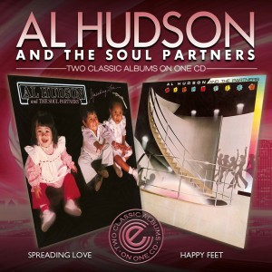 Hudson & The Soul Partners - Spreading Love / Happy Feet