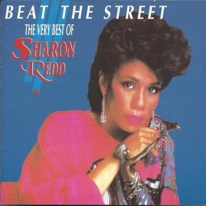 Sharon Redd ‎– Beat The Street - The Very Best Of Sharon Redd