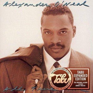 Alexander O'Neal ‎– All True Man 2-cd