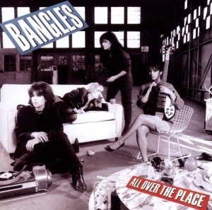 Bangles ‎– All Over The Place