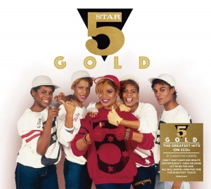 5 Star  ‎– Gold  3-cd