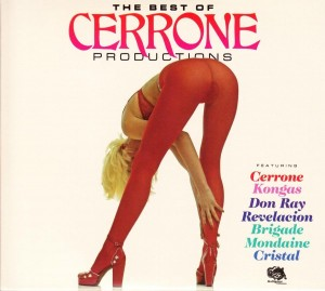 Cerrone ‎– The Best Of Cerrone Productions