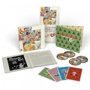 Al Stewart / Year Of The Cat Box Set. 3cd + Dvd.
